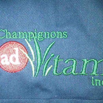 Broderie des Patriotes - Broderie - Champions Ad Vitam