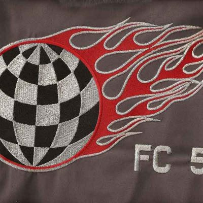 Broderie des Patriotes - Broderie - FC 51