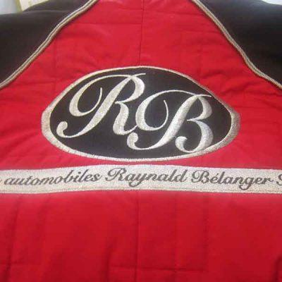 Broderie des Patriotes - Broderie - Manteau - Automobiles RB