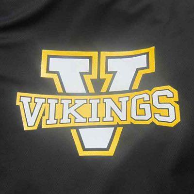 Broderie des Patriotes - Sérigraphie - Chandail hockey - Vikings