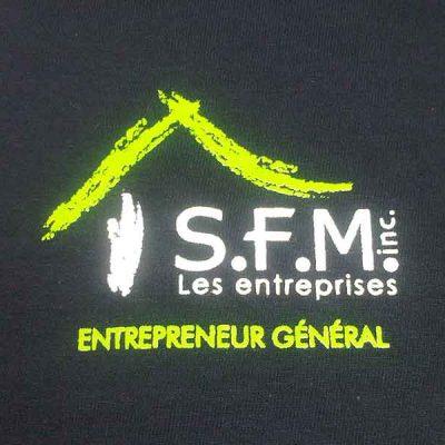 Broderie des Patriotes - Sérigraphie - T-shirt - SFM avant