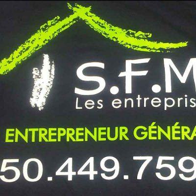 Broderie des Patriotes - Sérigraphie - T-shirt - SFM dos
