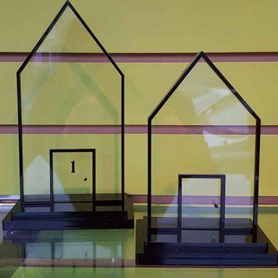 Broderie et Trophées des Patriotes - Trophée en acrylique