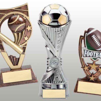 Broderie et trophées des Patriotes - Trophées - Mélange plastique