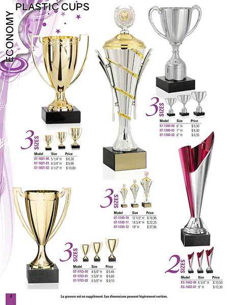 Broderie et trophée des Patriotes - Catalogue - Trophées CRS 2019